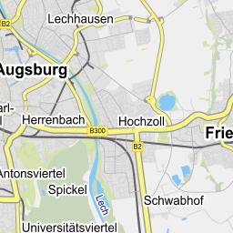 Fahrplanauskunft Augsburger Verkehrs und Tarifverbund GmbH